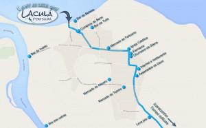 Moitas map